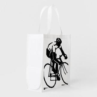 Sacola Ecológica Raça da bicicleta