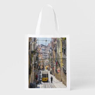Sacola Ecológica Saco da opinião da rua de Lisboa