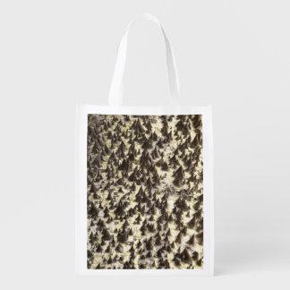Sacola Ecológica Saco reusável da árvore de seda de Floss