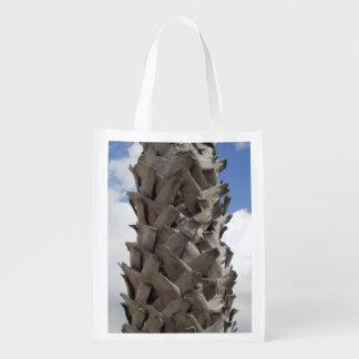 Sacola Ecológica Saco reusável da palmeira desgrenhado