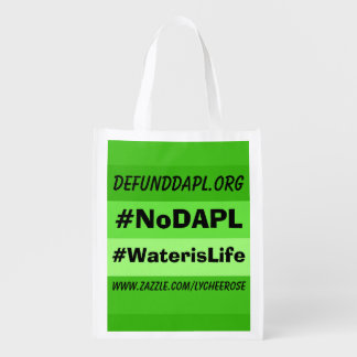 Sacola Ecológica Saco reusável de NoDAPL