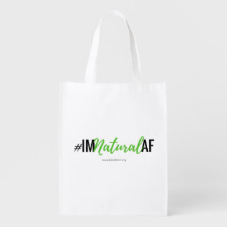 Sacola Ecológica Saco reusável - o bolsa - #IMAF - natural