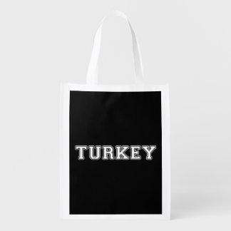 Sacola Ecológica Turquia