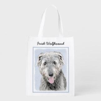 Sacola Ecológica Wolfhound irlandês