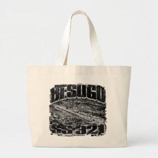 Sacola enorme submarina do bolsa de Besugo