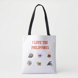 SACOLA FILIPINO BOLSA TOTE