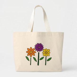 Sacola floral da arte AF Bolsa Para Compras