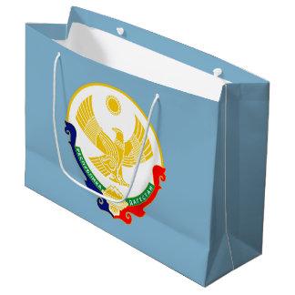 Sacola Para Presentes Grande Brasão de Daguestão