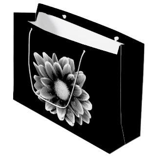 Sacola Para Presentes Grande Flor triste