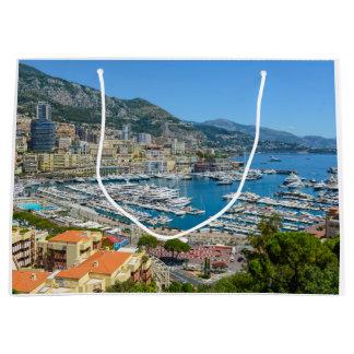Sacola Para Presentes Grande Monte - Carlo Monaco