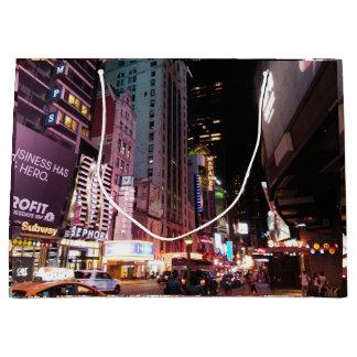 Sacola Para Presentes Grande Nova Iorque 2017 da avenida de Amsterdão