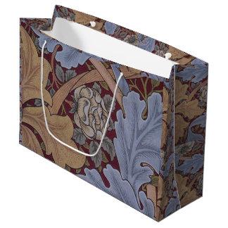 Sacola Para Presentes Grande Papel de parede 1880 do palácio de William Morris