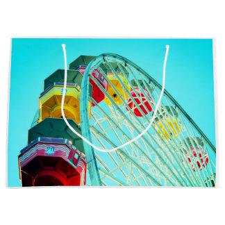 Sacola Para Presentes Grande Roda de Ferris