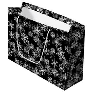 Sacola Para Presentes Grande Saco do presente do papel do feriado do Natal