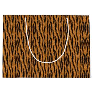 Sacola Para Presentes Grande Tigre