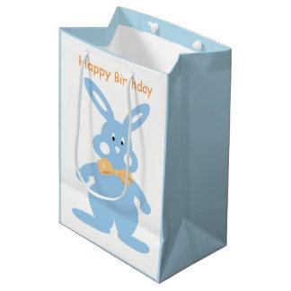 Sacola Para Presentes Média Costume MGB do coelho do bebé