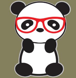 b4a9158fe3433f Sacolas para Presentes Ursos Panda | Zazzle.com.br