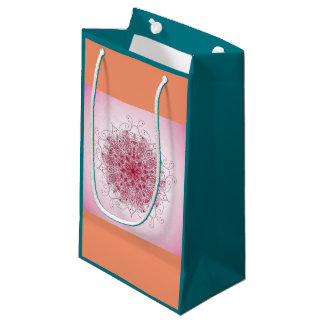 Sacola Para Presentes Pequena As bolsas do presente