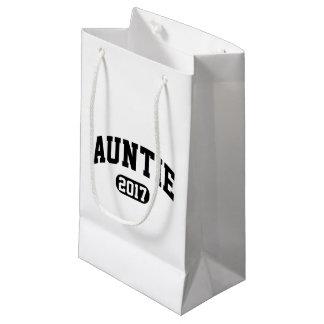 Sacola Para Presentes Pequena Auntie 2017