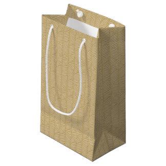 Sacola Para Presentes Pequena Bambu tradicional