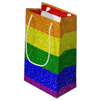 Sacola Para Presentes Pequena Bandeira alegre