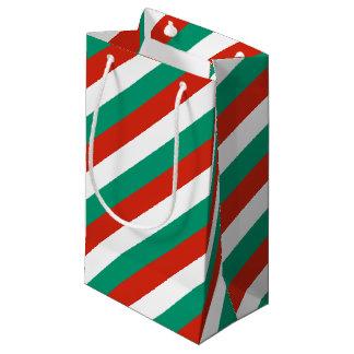 Sacola Para Presentes Pequena Bandeira de Bulgária ou de búlgaro