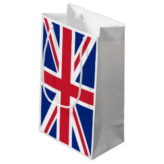 Sacola Para Presentes Pequena Bandeira de Reino Unido