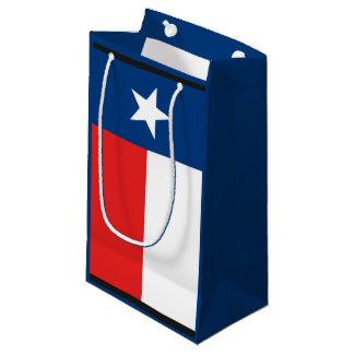Sacola Para Presentes Pequena Bandeira de Texas