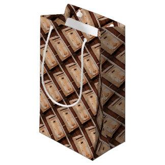 Sacola Para Presentes Pequena Caixa postal oxidada fora