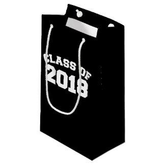 Sacola Para Presentes Pequena Classe de 2018
