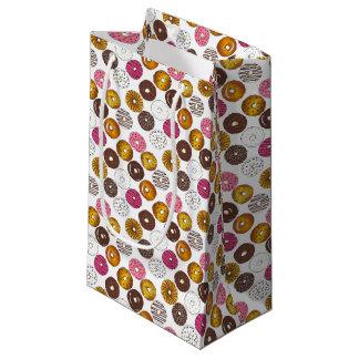 Sacola Para Presentes Pequena Dúzia comidas lixo Foodie do pequeno almoço das
