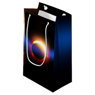 Sacola Para Presentes Pequena Eclipse solar