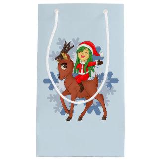 Sacola Para Presentes Pequena Elogio do Natal
