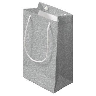 Sacola Para Presentes Pequena Fundo da placa do zinco