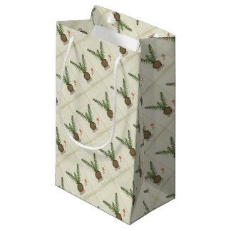 Sacola Para Presentes Pequena ikebana 17 por fernandes tony
