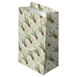 Sacola Para Presentes Pequena ikebana 18 por fernandes tony