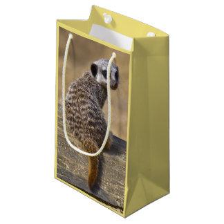 Sacola Para Presentes Pequena Mini saco do presente do Kat
