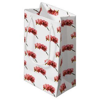 Sacola Para Presentes Pequena O partido da orquídea personaliza destinos do