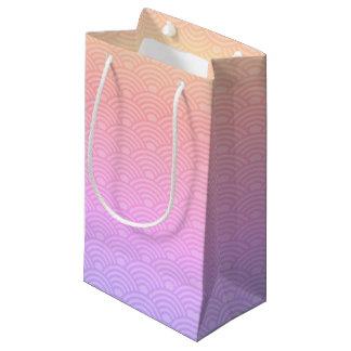 Sacola Para Presentes Pequena O rosa é minha cor Giftwrap de Fave