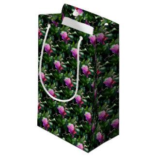 Sacola Para Presentes Pequena Orquídea mágica