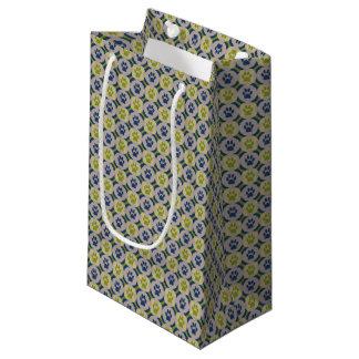 Sacola Para Presentes Pequena Pata-para-Dando o saco do presente