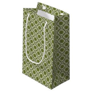 Sacola Para Presentes Pequena Pata-para-Dando o saco do presente (azeitona)