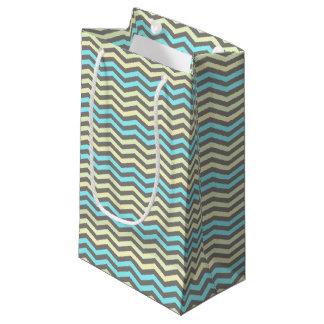Sacola Para Presentes Pequena Saco colorido do ornamento-Presente de