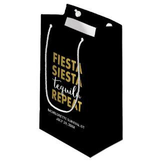 Sacola Para Presentes Pequena Saco de kit de sobrevivência da repetição do
