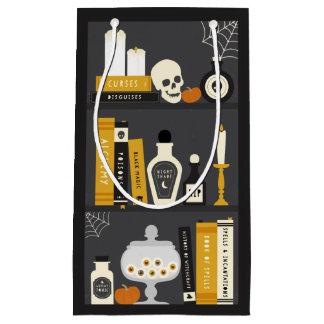 Sacola Para Presentes Pequena Saco do presente da estante da bruxa do Dia das