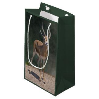 Sacola Para Presentes Pequena Saco do presente da gazela de Dorcas