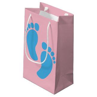 Sacola Para Presentes Pequena Saco do presente do bebê