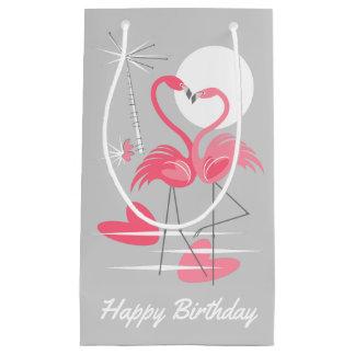 Sacola Para Presentes Pequena Saco do presente do feliz aniversario do amor do