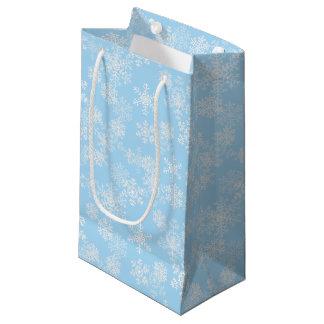 Sacola Para Presentes Pequena Saco do presente do papel do feriado do Natal