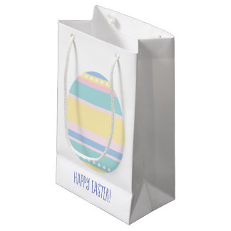 Sacola Para Presentes Pequena Saco do presente do partido do ovo da páscoa